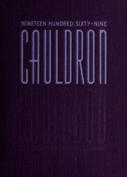 1969 Edition, Downers Grove North High School - Cauldron Yearbook (Downers Grove, IL)