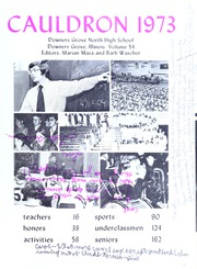 Page 5, 1973 Edition, Downers Grove North High School - Cauldron Yearbook (Downers Grove, IL) online yearbook collection