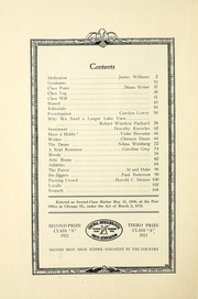 Page 14, 1923 Edition, Lake View High School - Red and White Yearbook (Chicago, IL) online yearbook collection