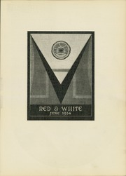 Page 9, 1934 Edition, Lake View High School - Red and White Yearbook (Chicago, IL) online yearbook collection