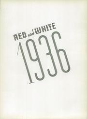 Page 7, 1936 Edition, Lake View High School - Red and White Yearbook (Chicago, IL) online yearbook collection