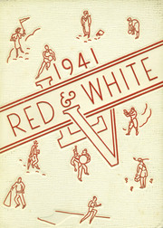 Lake View High School - Red and White Yearbook (Chicago, IL) online yearbook collection, 1941 Edition, Page 1