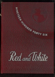 1946 Edition, Lake View High School - Red and White Yearbook (Chicago, IL)