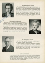 Page 15, 1948 Edition, Lake View High School - Red and White Yearbook (Chicago, IL) online yearbook collection