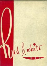 1950 Edition, Lake View High School - Red and White Yearbook (Chicago, IL)