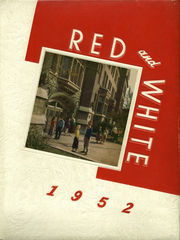1952 Edition, Lake View High School - Red and White Yearbook (Chicago, IL)