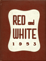1953 Edition, Lake View High School - Red and White Yearbook (Chicago, IL)