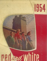 1954 Edition, Lake View High School - Red and White Yearbook (Chicago, IL)