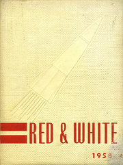 1958 Edition, Lake View High School - Red and White Yearbook (Chicago, IL)