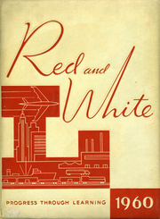 1960 Edition, Lake View High School - Red and White Yearbook (Chicago, IL)