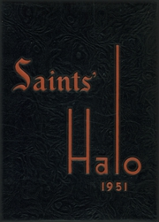 1951 Edition, St Charles High School - Halo Yearbook (St Charles, IL)
