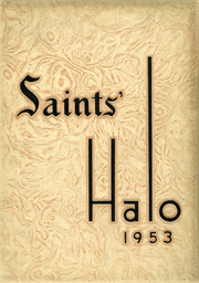 Page 1, 1953 Edition, St Charles High School - Halo Yearbook (St Charles, IL) online yearbook collection