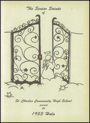 Page 5, 1953 Edition, St Charles High School - Halo Yearbook (St Charles, IL) online yearbook collection