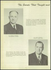 Page 8, 1953 Edition, St Charles High School - Halo Yearbook (St Charles, IL) online yearbook collection