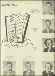 Page 9, 1953 Edition, St Charles High School - Halo Yearbook (St Charles, IL) online yearbook collection