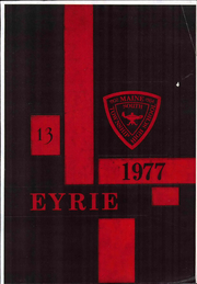 1977 Edition, Maine South High School - Eyrie Yearbook (Park Ridge, IL)