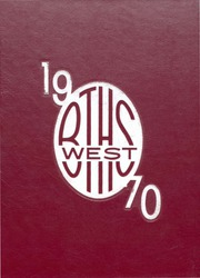 1970 Edition, Belleville Township West High School - Bellevinois Yearbook (Belleville, IL)