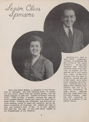 Page 11, 1948 Edition, East Leyden High School - Eagle Yearbook (Franklin Park, IL) online yearbook collection