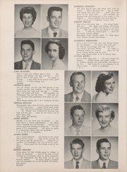Page 14, 1954 Edition, East Leyden High School - Eagle Yearbook (Franklin Park, IL) online yearbook collection