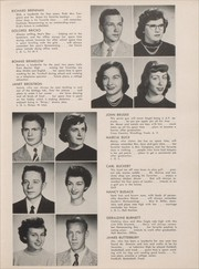 Page 15, 1954 Edition, East Leyden High School - Eagle Yearbook (Franklin Park, IL) online yearbook collection