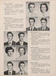 Page 17, 1954 Edition, East Leyden High School - Eagle Yearbook (Franklin Park, IL) online yearbook collection