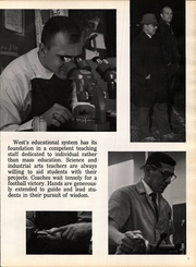 Page 11, 1966 Edition, Joliet West High School - Alpha Omega Yearbook (Joliet, IL) online yearbook collection