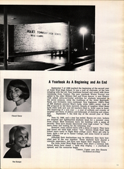 Page 15, 1966 Edition, Joliet West High School - Alpha Omega Yearbook (Joliet, IL) online yearbook collection