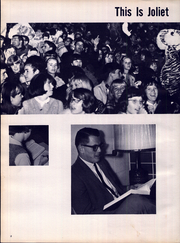 Page 6, 1966 Edition, Joliet West High School - Alpha Omega Yearbook (Joliet, IL) online yearbook collection
