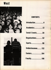 Page 7, 1966 Edition, Joliet West High School - Alpha Omega Yearbook (Joliet, IL) online yearbook collection