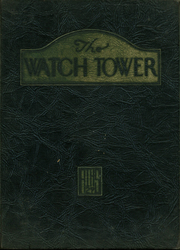 Page 1, 1929 Edition, Rock Island High School - Watchtower Yearbook (Rock Island, IL) online yearbook collection
