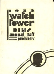 Page 5, 1932 Edition, Rock Island High School - Watchtower Yearbook (Rock Island, IL) online yearbook collection