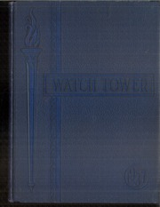 Page 1, 1937 Edition, Rock Island High School - Watchtower Yearbook (Rock Island, IL) online yearbook collection