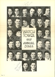 Page 14, 1937 Edition, Rock Island High School - Watchtower Yearbook (Rock Island, IL) online yearbook collection