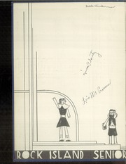 Page 2, 1937 Edition, Rock Island High School - Watchtower Yearbook (Rock Island, IL) online yearbook collection