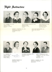 Page 16, 1945 Edition, Rock Island High School - Watchtower Yearbook (Rock Island, IL) online yearbook collection