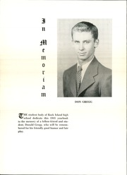 Page 8, 1945 Edition, Rock Island High School - Watchtower Yearbook (Rock Island, IL) online yearbook collection