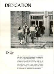 Page 10, 1947 Edition, Rock Island High School - Watchtower Yearbook (Rock Island, IL) online yearbook collection