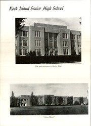 Page 6, 1947 Edition, Rock Island High School - Watchtower Yearbook (Rock Island, IL) online yearbook collection