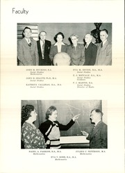 Page 16, 1948 Edition, Rock Island High School - Watchtower Yearbook (Rock Island, IL) online yearbook collection