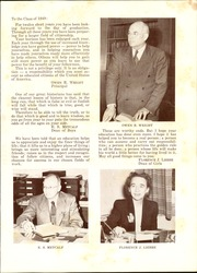 Page 11, 1949 Edition, Rock Island High School - Watchtower Yearbook (Rock Island, IL) online yearbook collection
