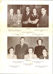 Page 14, 1949 Edition, Rock Island High School - Watchtower Yearbook (Rock Island, IL) online yearbook collection