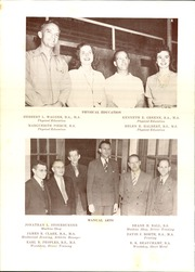 Page 16, 1949 Edition, Rock Island High School - Watchtower Yearbook (Rock Island, IL) online yearbook collection