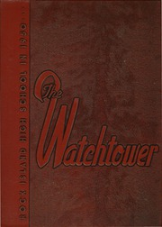 1950 Edition, Rock Island High School - Watchtower Yearbook (Rock Island, IL)