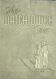 1951 Edition, Rock Island High School - Watchtower Yearbook (Rock Island, IL)