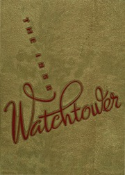 1952 Edition, Rock Island High School - Watchtower Yearbook (Rock Island, IL)