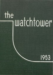 1953 Edition, Rock Island High School - Watchtower Yearbook (Rock Island, IL)
