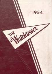1954 Edition, Rock Island High School - Watchtower Yearbook (Rock Island, IL)