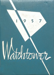 Rock Island High School - Watchtower Yearbook (Rock Island, IL) online yearbook collection, 1957 Edition, Page 1