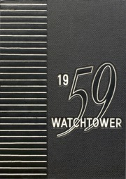 1959 Edition, Rock Island High School - Watchtower Yearbook (Rock Island, IL)