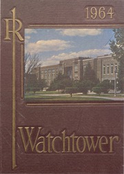 Rock Island High School - Watchtower Yearbook (Rock Island, IL) online yearbook collection, 1964 Edition, Page 1